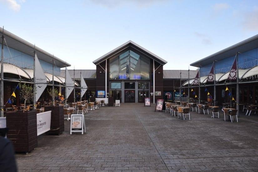 Atlantic-Village-Outlet-Shopping-Centre-Bideford-Devon