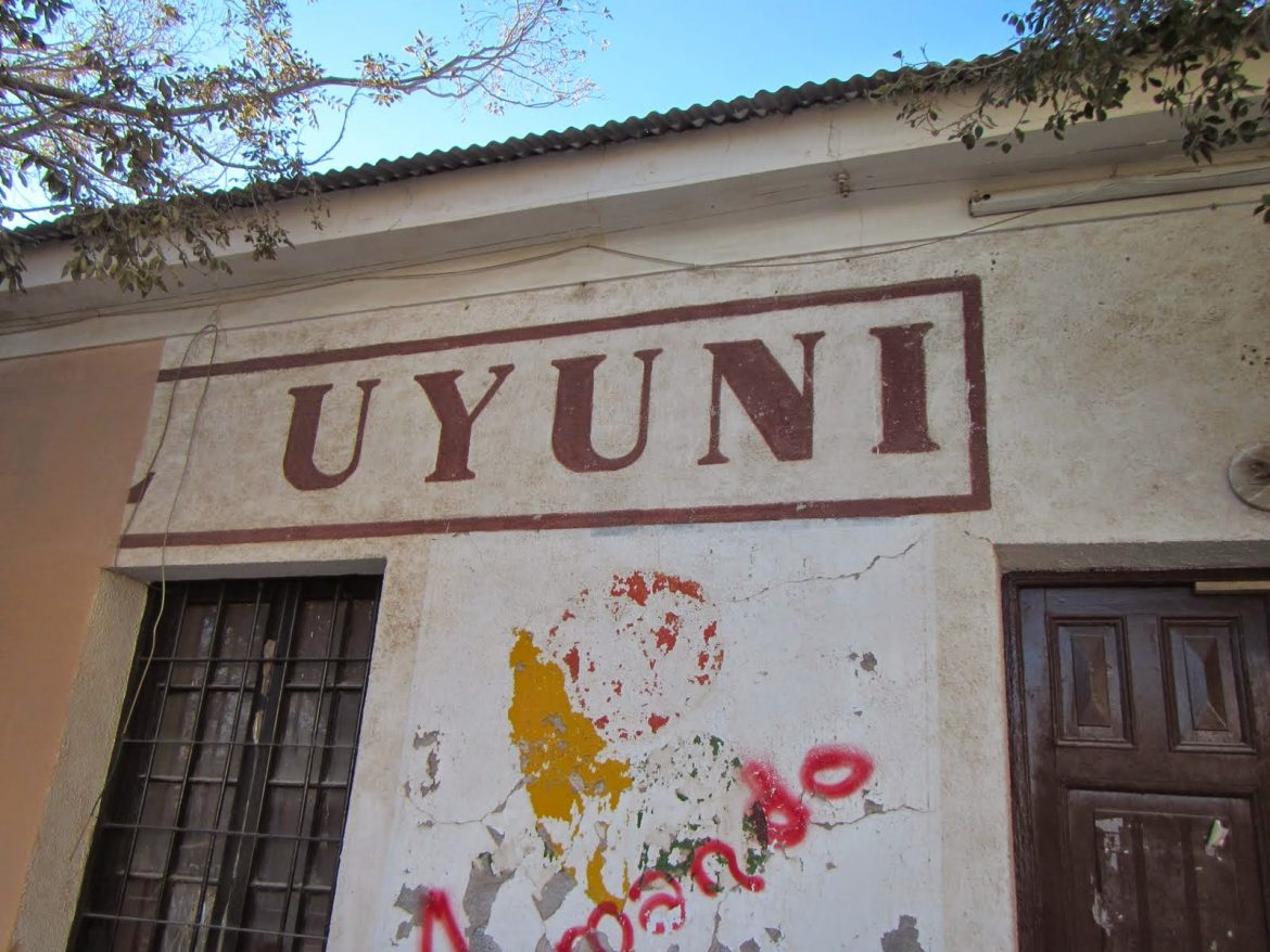 Minuteman Pizza, Uyuni (Bolivia – South America)
