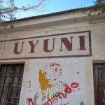 Minuteman Pizza, Uyuni (Bolivia - South America)