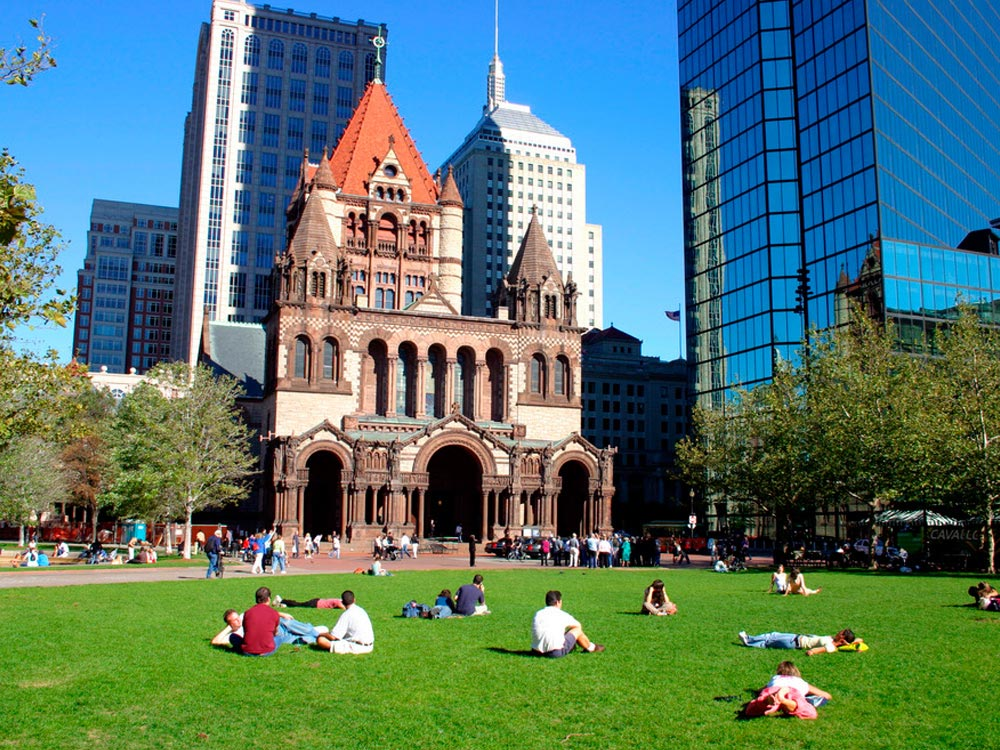 Rich history and top attractions of Boston