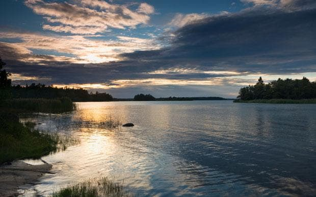 Åland Islands, Beaches (Finland)