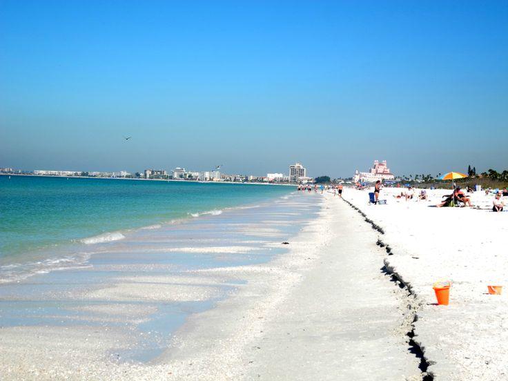 Pass-a-Grille-Beach