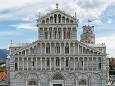 Pisa-Tower-Italy-Europe