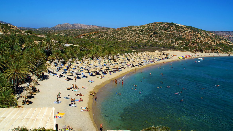 Southern Beach Havens, Island of Crete, Greece