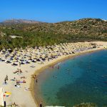 Southern Beach Havens on Island of Crete, Greece