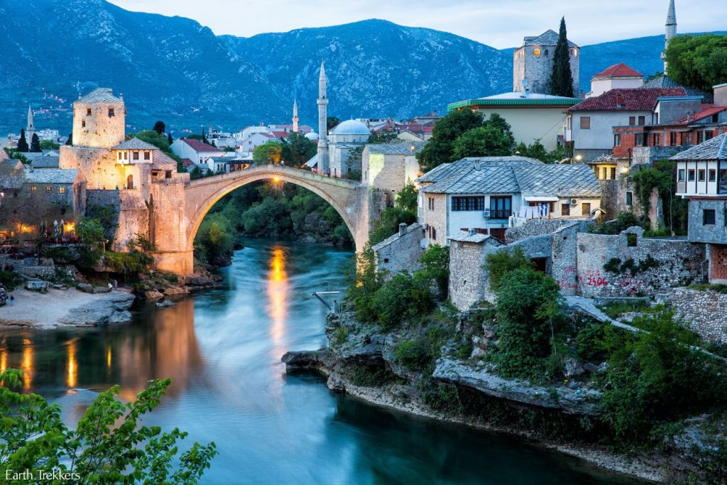 The-Mostar-Bridge