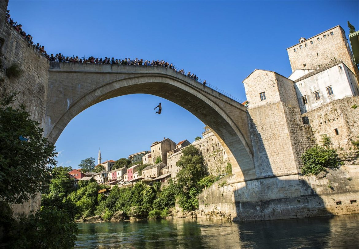 The Mostar Bridge (South Bosnia – Europe)
