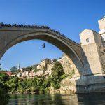 The Mostar Bridge (South Bosnia - Europe)