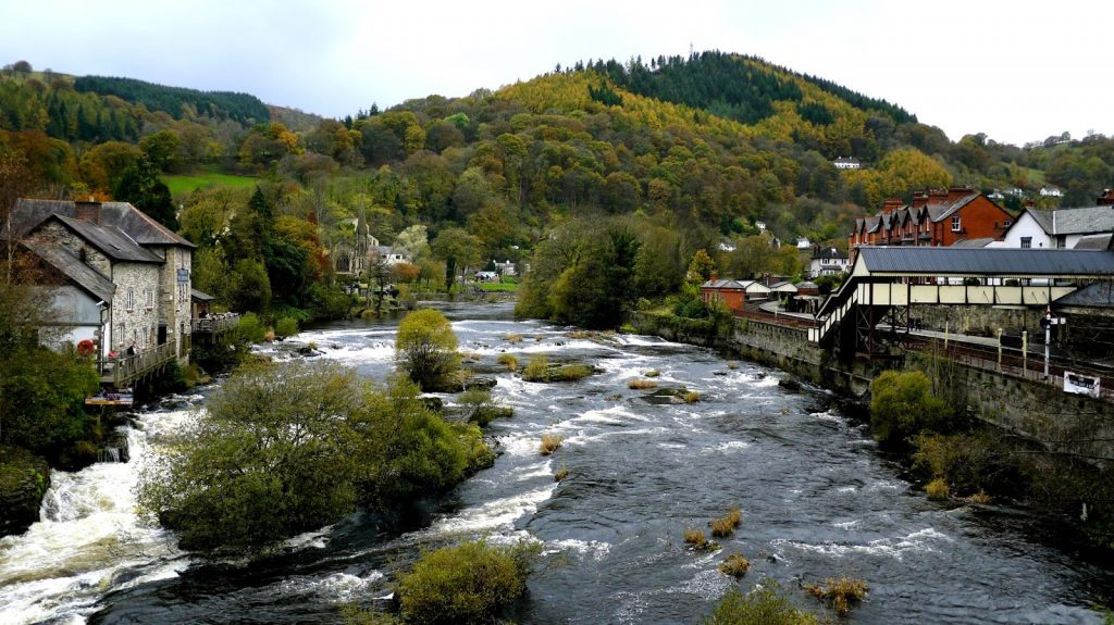 Llangollen-Wales-Great-Britain