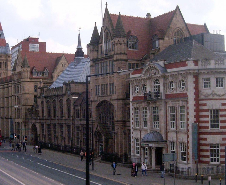 Manchester Museum (Manchester – England)