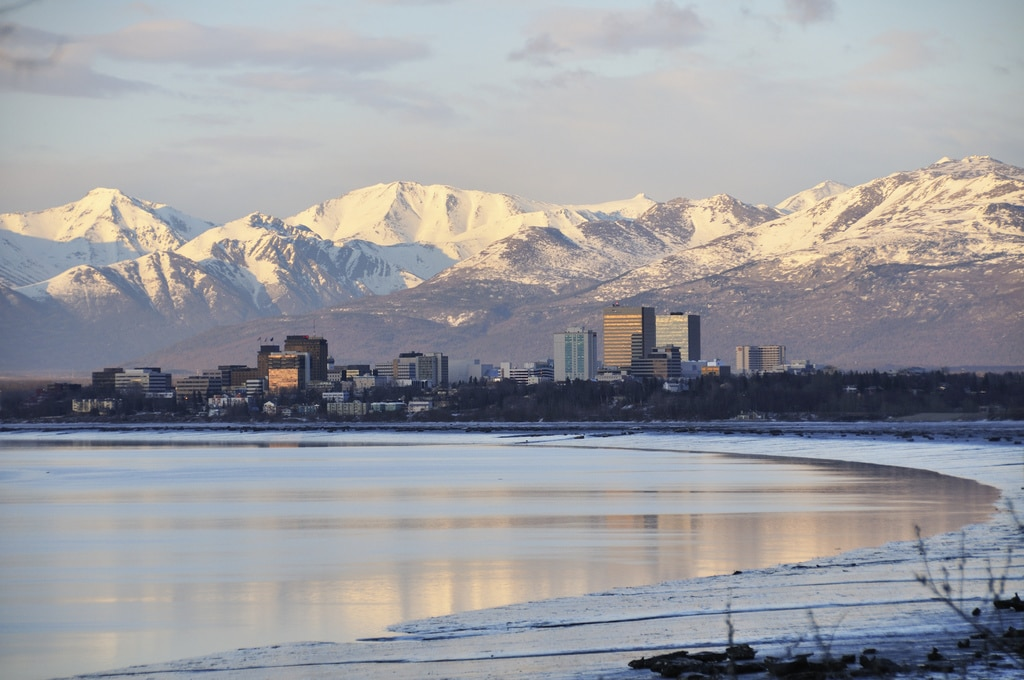 Anchorage (Alaska, United States West Coast)