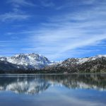 June Lake (Eastern Sierra Nevada - USA)