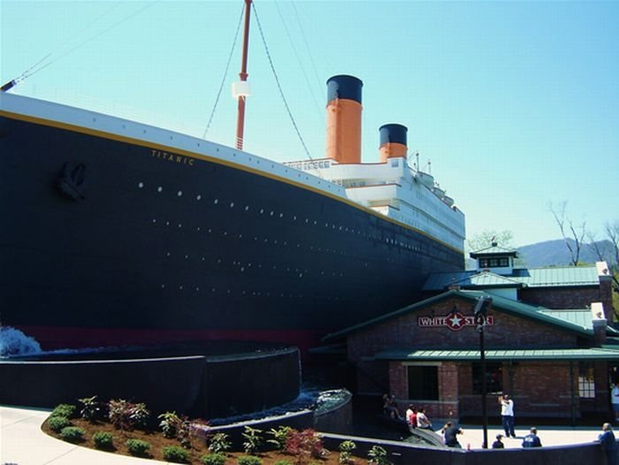 Titanic Maiden Voyage (Tennessee – United States)