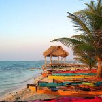 Belize (Caribbean - coast of Central America)