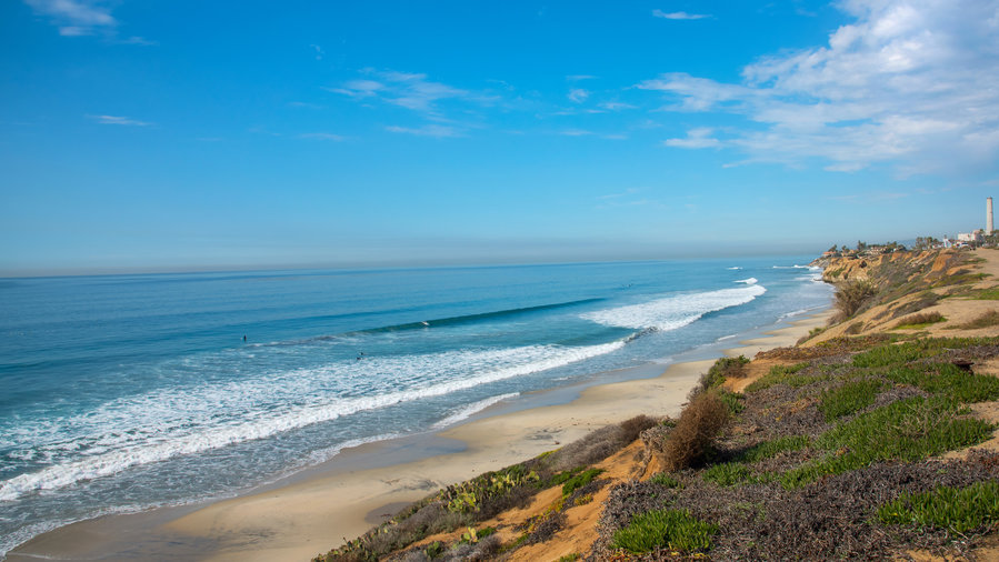 Coastal San Diego (South California – USA)