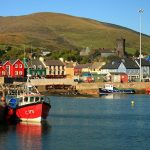 Dingle, harbor-side town on west coast of Ireland