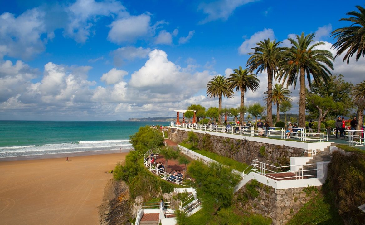 Spain's North Coast Around Santander