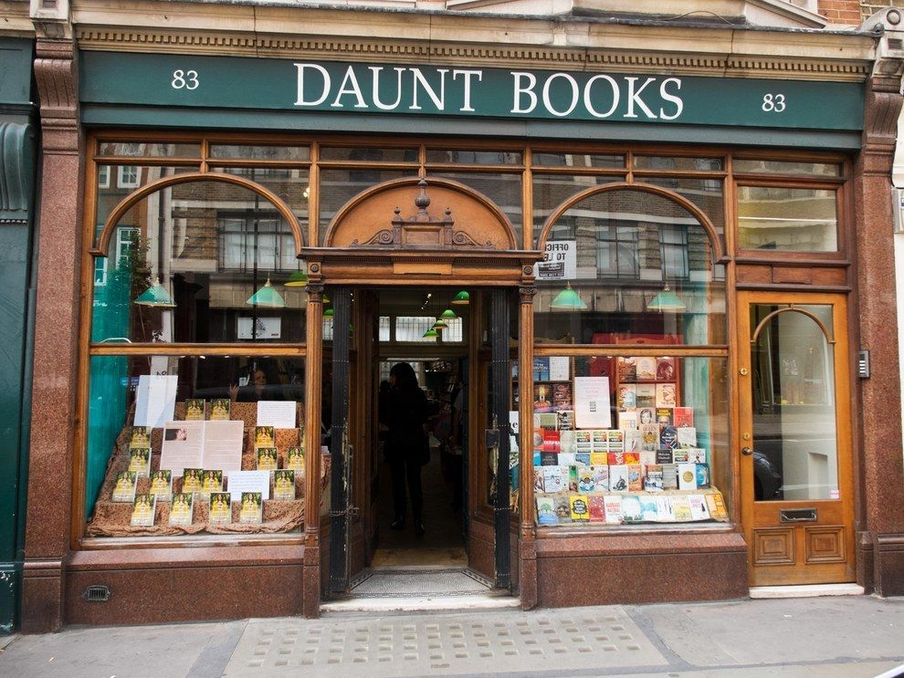 A Tour of Independent Bookshops in Hertfordshire