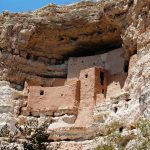 Indian ruins in Arizona's Verde Valley