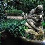 Concepcion Botanical Garden of Malaga (Andalusia - Spain)