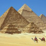 Egypt travel with kids