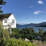 Family travel to Orcas Island, Washington USA