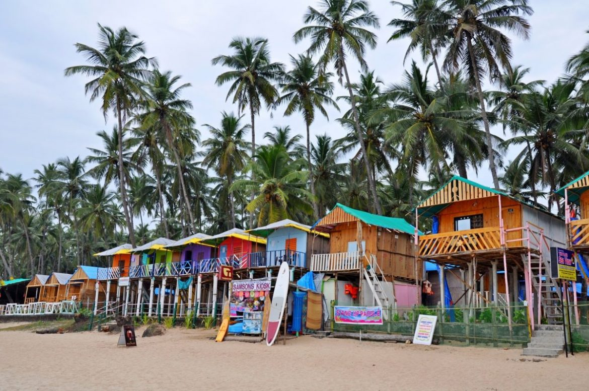 Goa – Enchanting holiday vacation in India