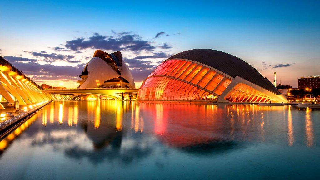 Valencia-in-Spain