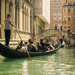 Budget Gondola ride in Venice, Italy