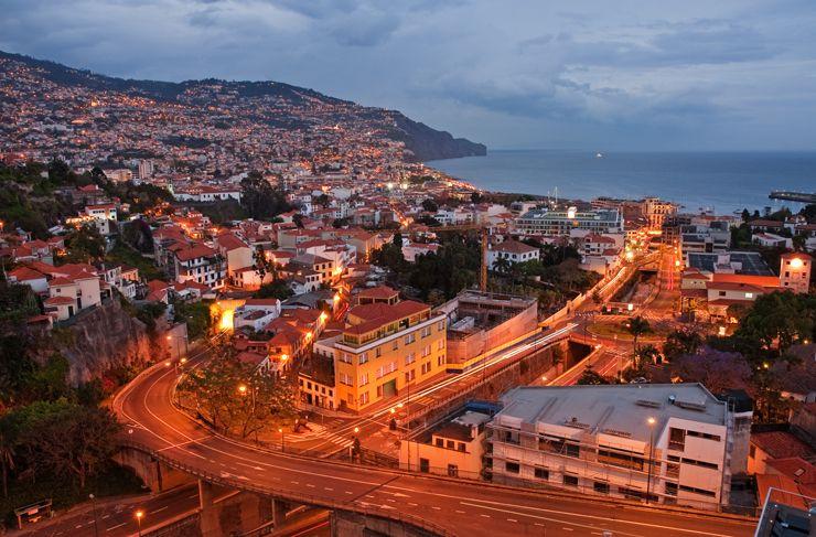 Madeira-Portuguese-Island