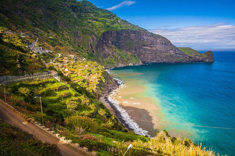 Madeira (favourite Portuguese Island)