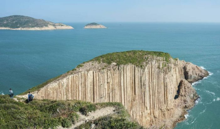 sedimentary rock Exploring The Amazing Hong Kong Global Geopark