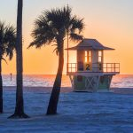 Caladesi Island State Park offers a great beach