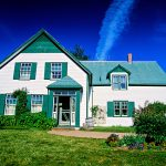 Green Gables House, Prince Edward Island, Canada