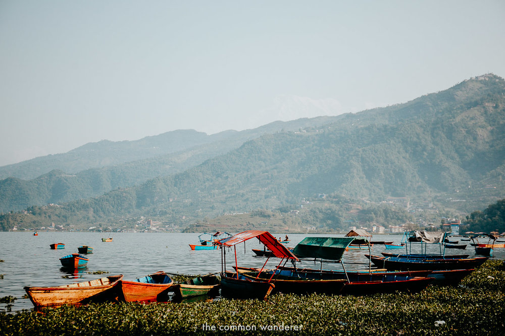 Nepal's Pokhara for budget traveler