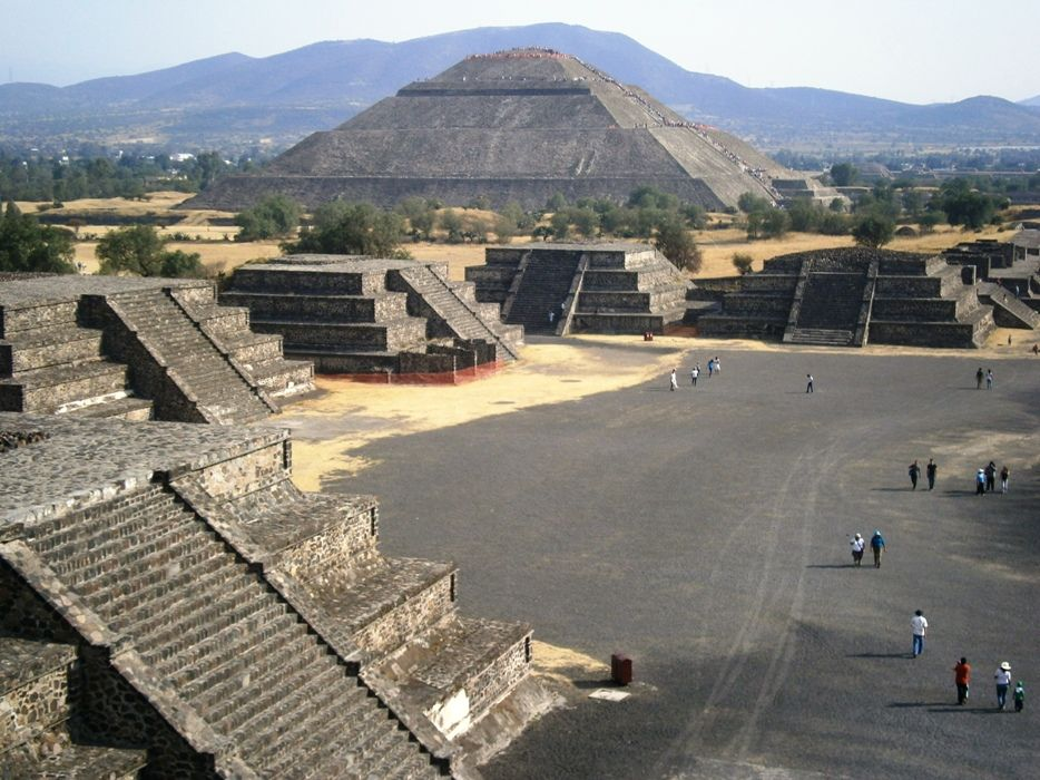 Xochicalco in Mexico