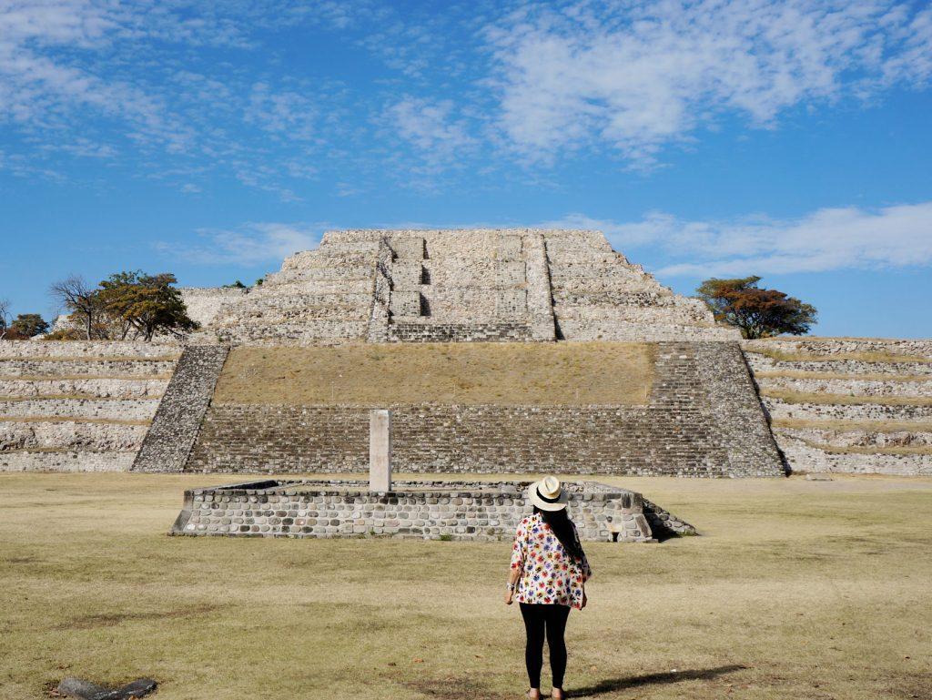ruins-of-Xochicalco-in-Mexico