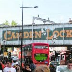 Discount shops and Christmas gift ideas in Camden, London