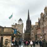 Edinburgh's Royal Mile attractions
