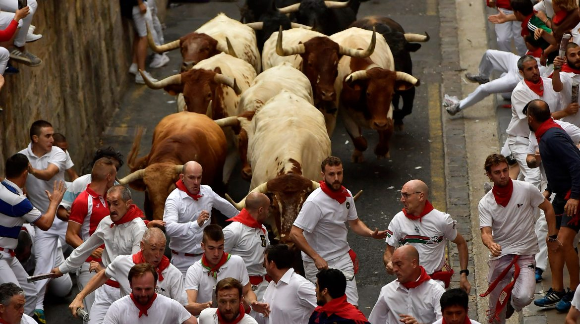Travelers tips to Pamplona for the festival of San Fermín