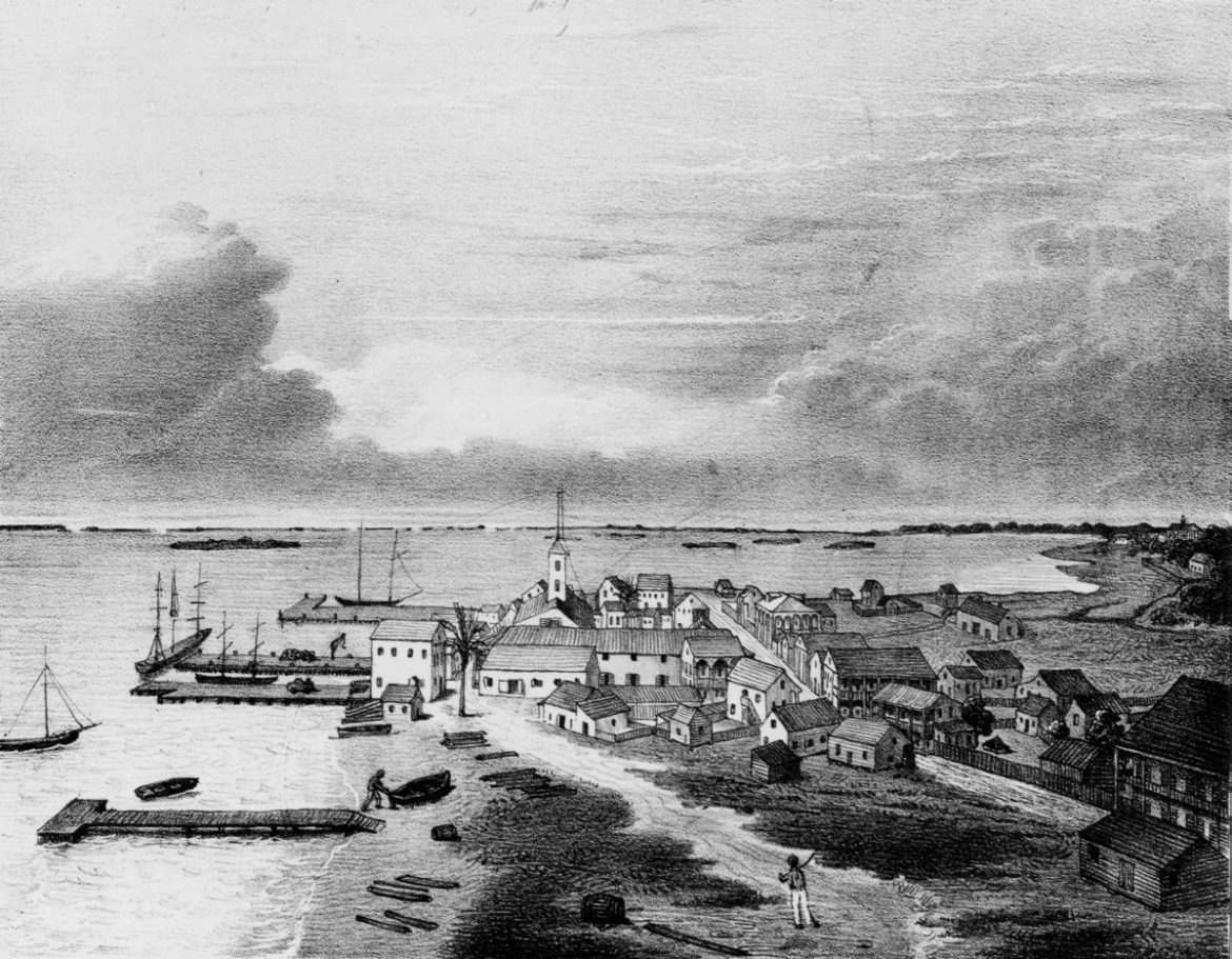 Florida Keys and Key West – Early colonization