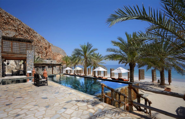 Six Senses Resort Zighy Bay, Musandam Peninsula, Oman