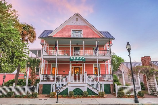 Lodging in Beaufort, South Carolina