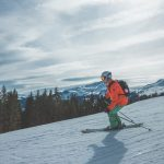 Winter activities near Rexburg, Idaho