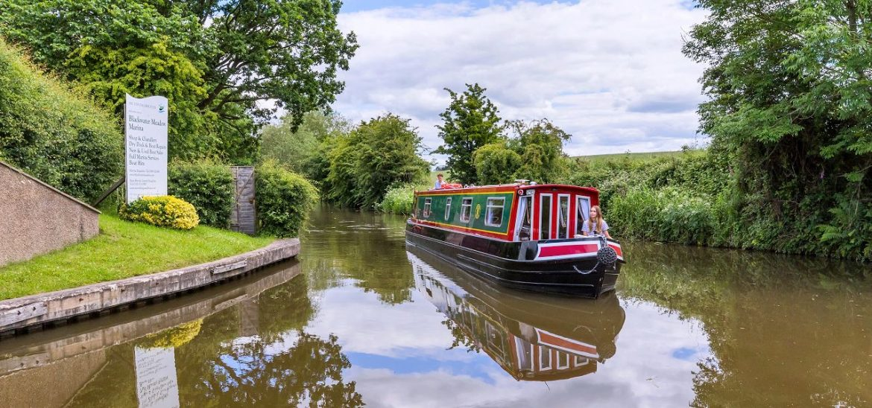 Canal Narrowboat Holidays in UK